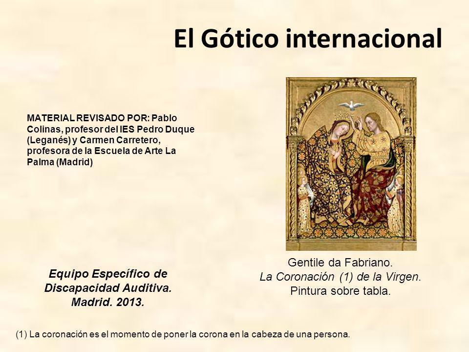 El Gótico internacional