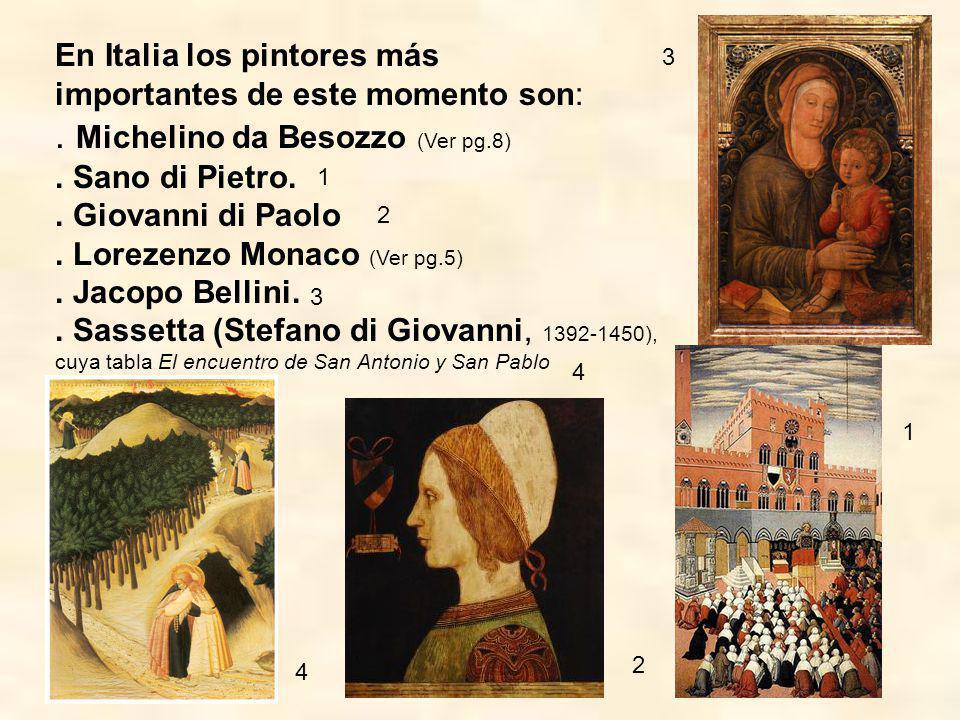 . Michelino da Besozzo (Ver pg.8)