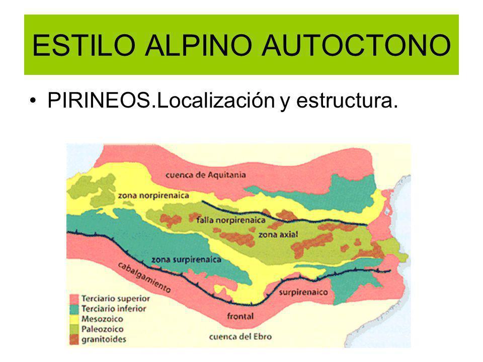 ESTILO ALPINO AUTOCTONO