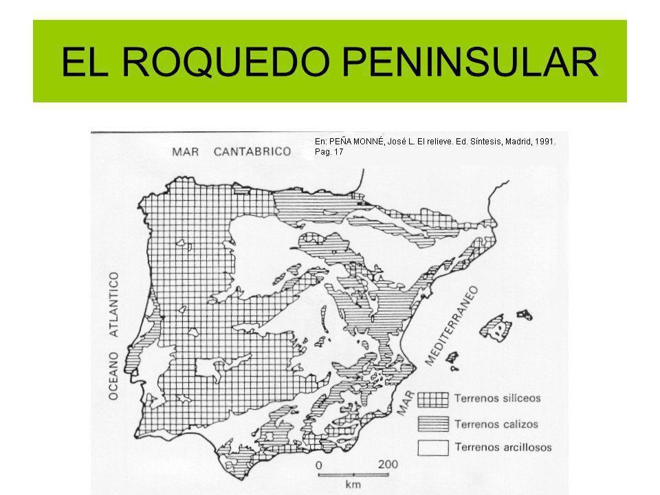 EL ROQUEDO PENINSULAR