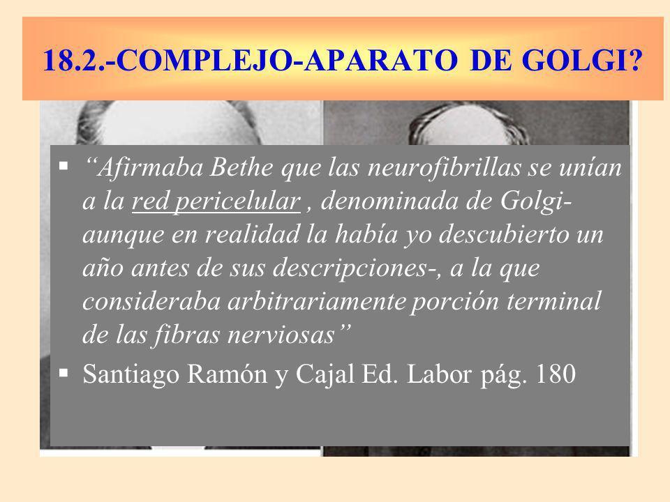 18.2.-COMPLEJO-APARATO DE GOLGI