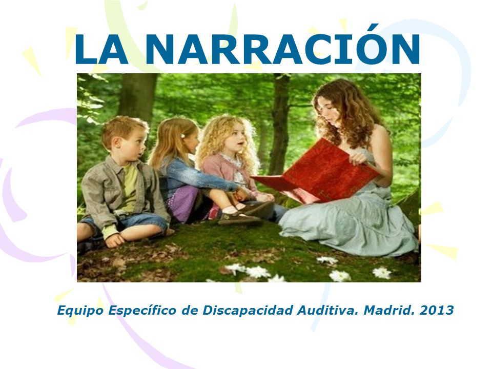 Equipo Específico de Discapacidad Auditiva. Madrid. 2013