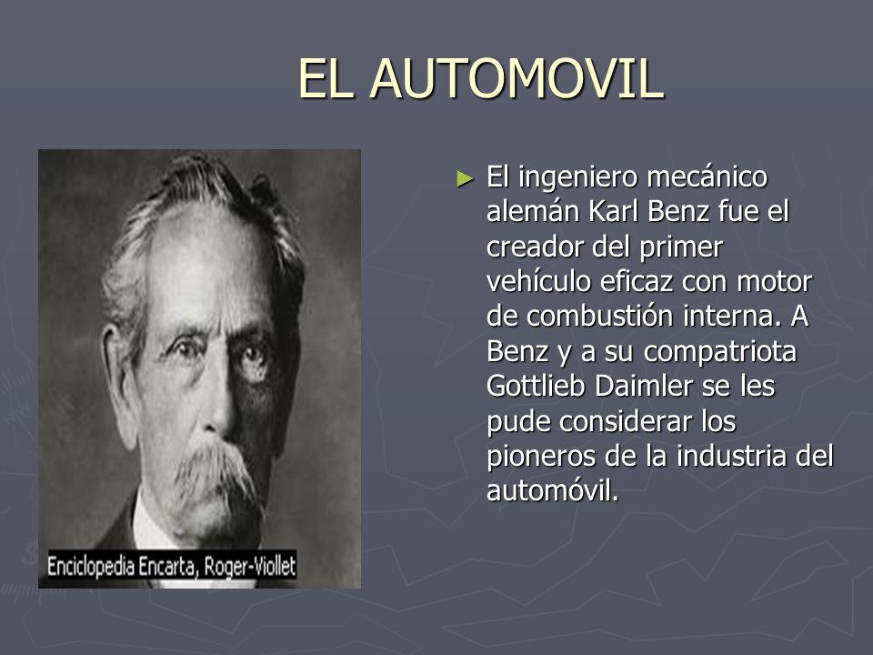 EL AUTOMOVIL