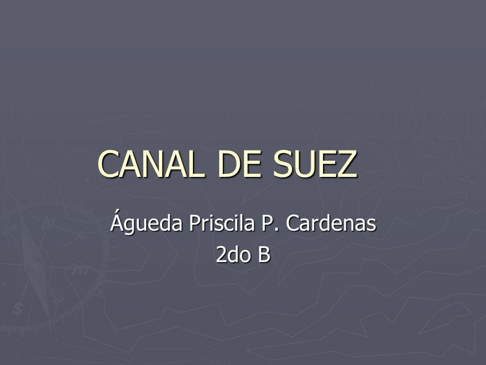 Águeda Priscila P. Cardenas 2do B