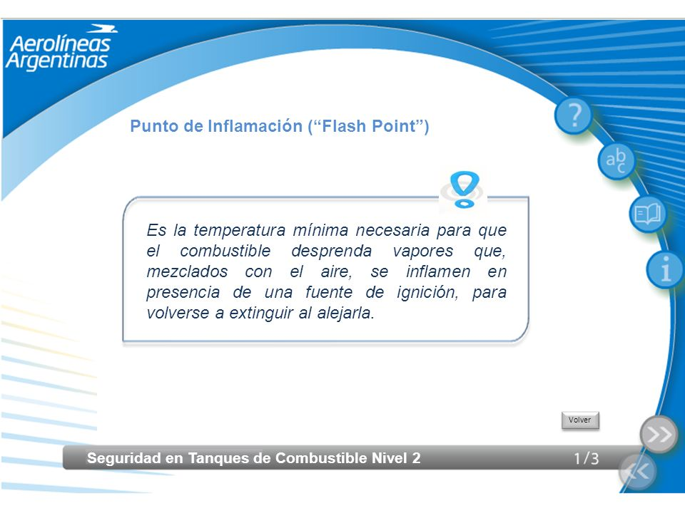 Punto de Inflamación ( Flash Point )