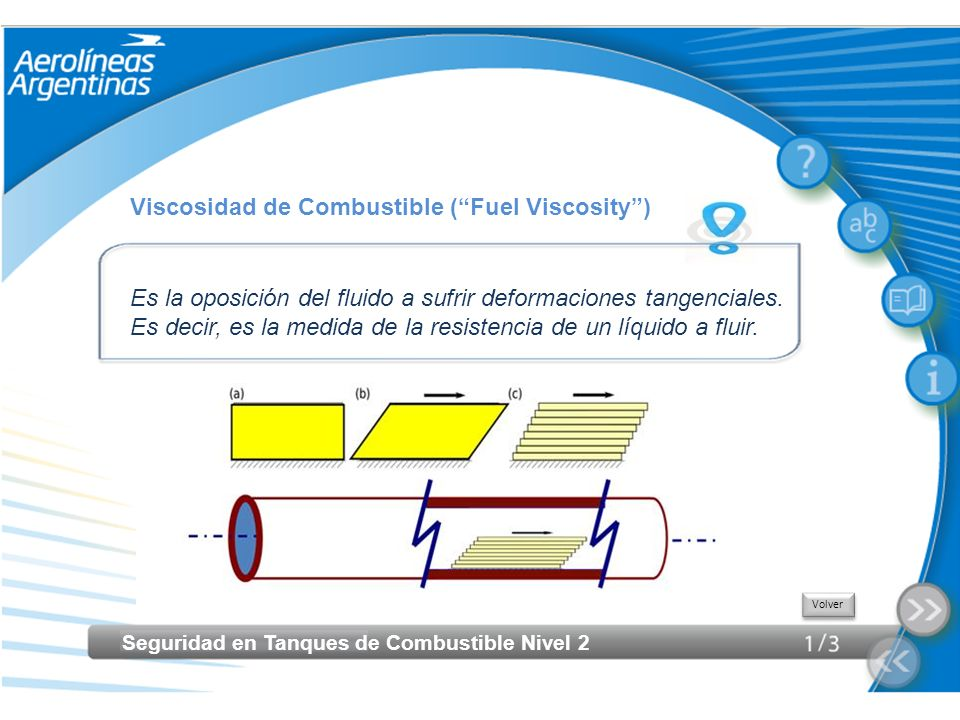 Viscosidad de Combustible ( Fuel Viscosity )