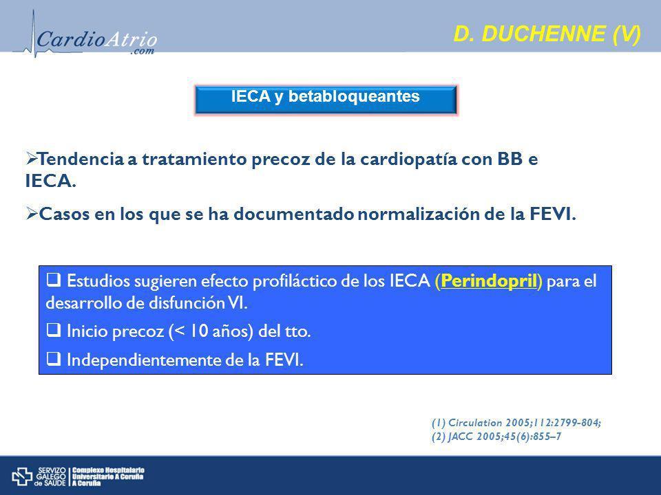 IECA y betabloqueantes