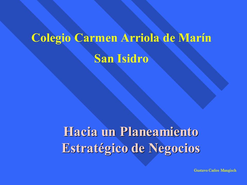 Colegio Carmen Arriola de Marín San Isidro