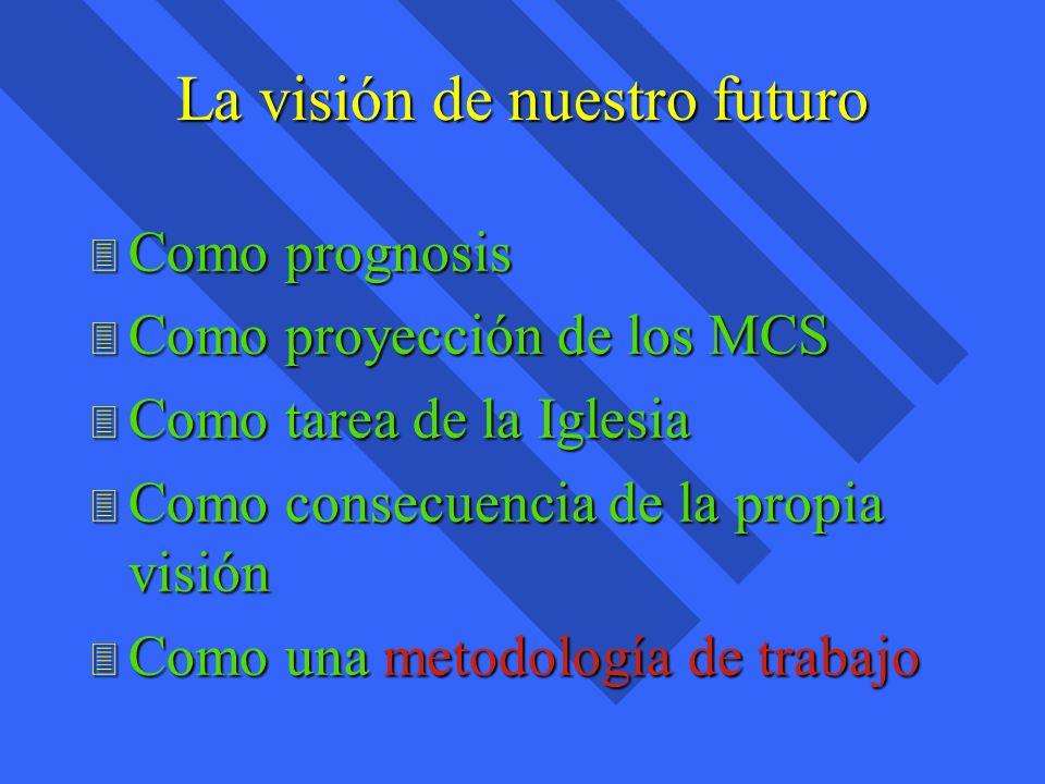 La visión de nuestro futuro