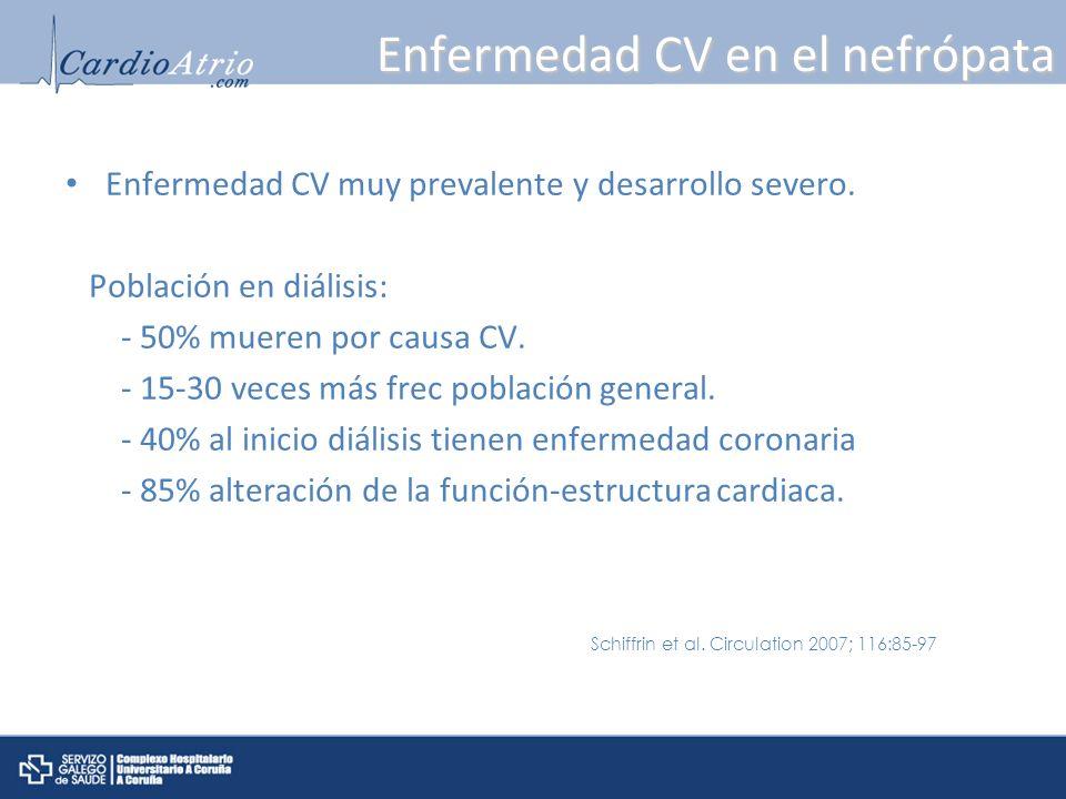Enfermedad CV en el nefrópata