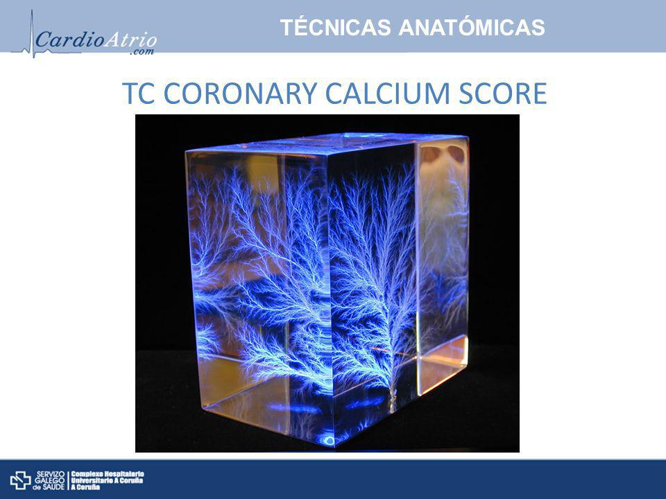TC CORONARY CALCIUM SCORE