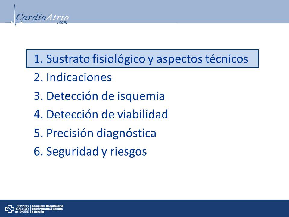 1. Sustrato fisiológico y aspectos técnicos