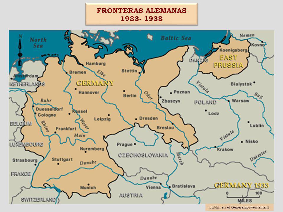 Lublin en el Generalgouvernement