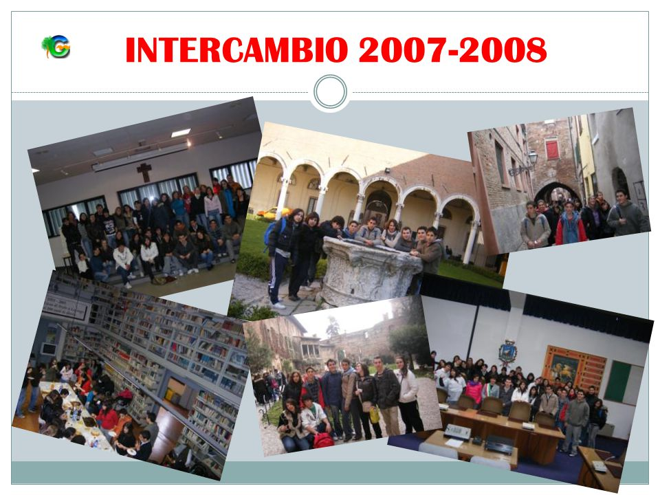 INTERCAMBIO 2007-2008