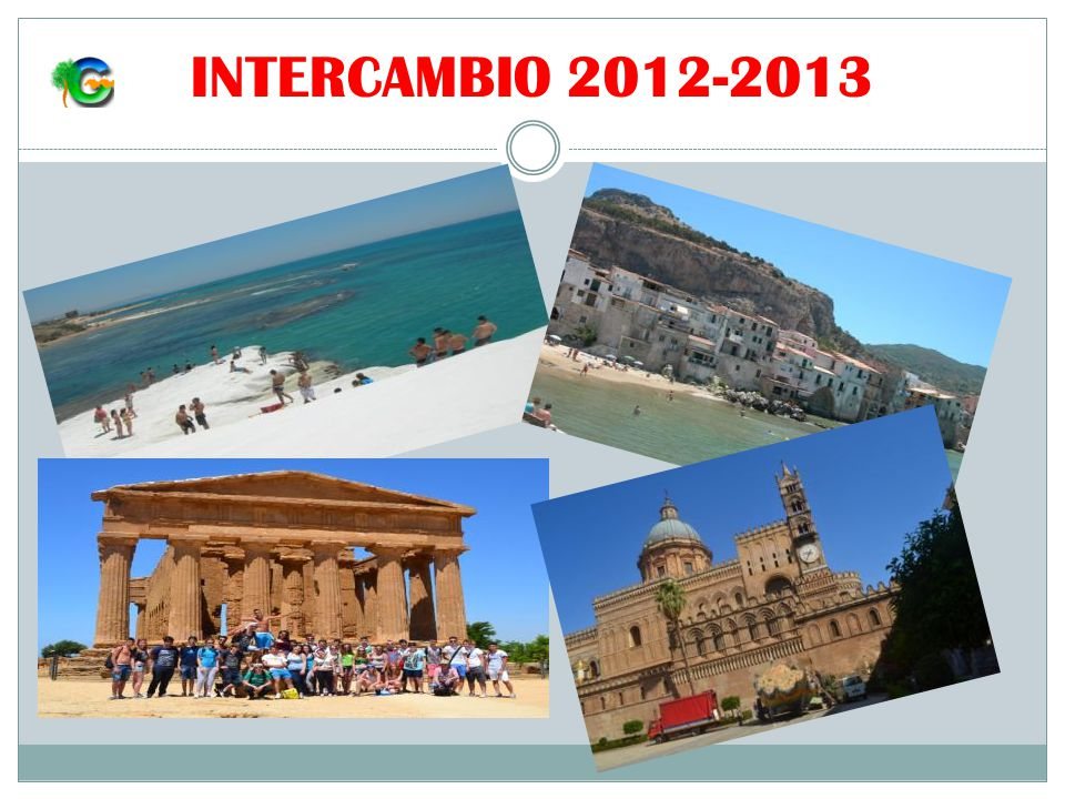 INTERCAMBIO 2012-2013