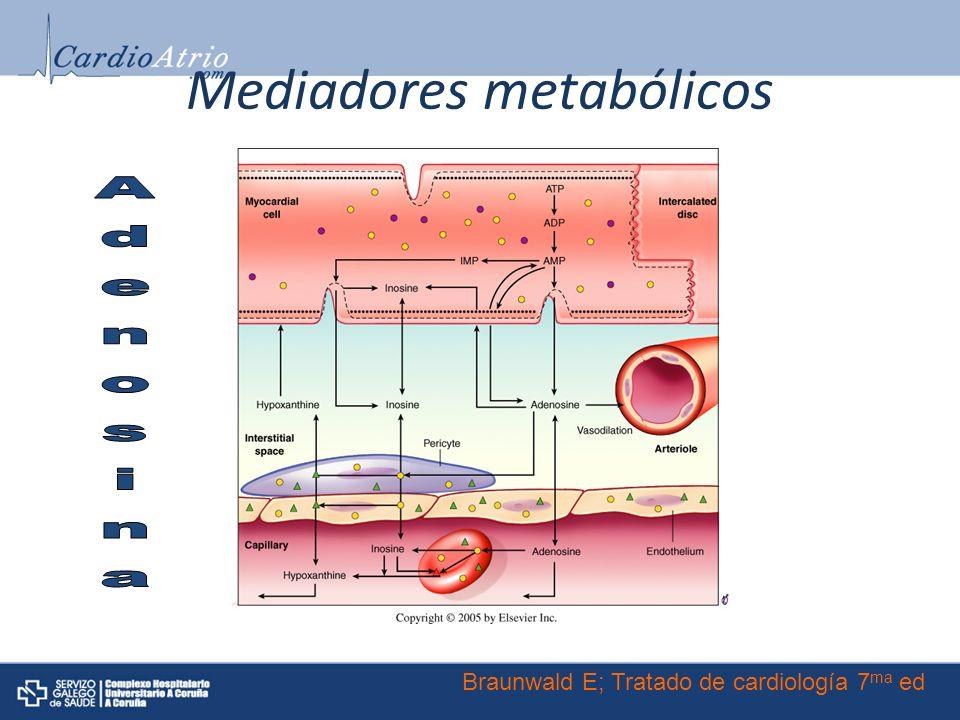 Mediadores metabólicos