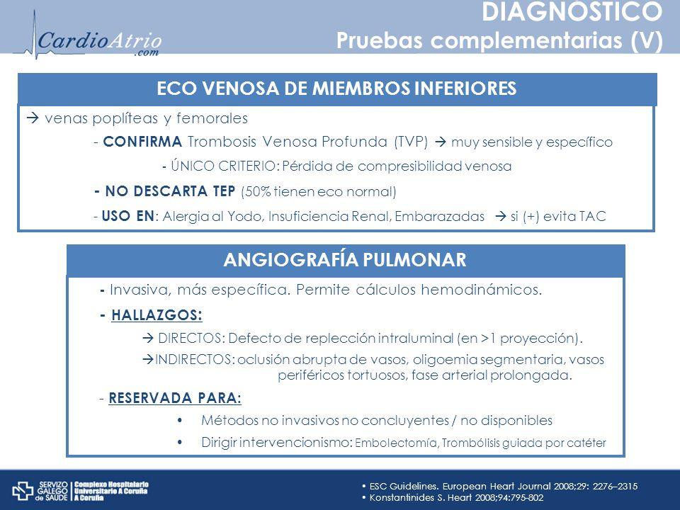 ECO VENOSA DE MIEMBROS INFERIORES