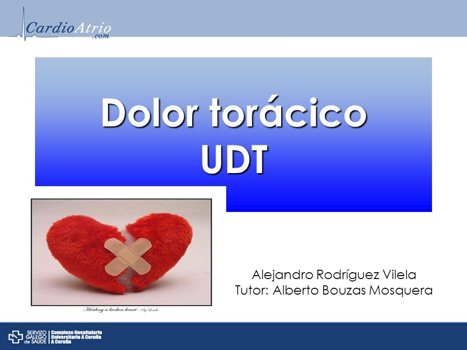 Alejandro Rodríguez Vilela Tutor: Alberto Bouzas Mosquera