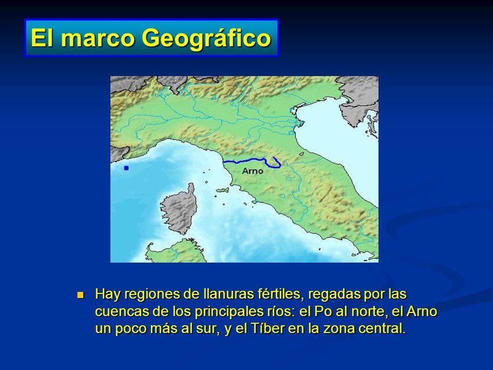 El marco Geográfico