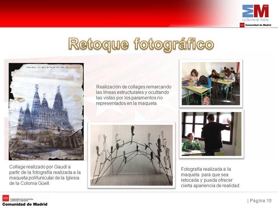 Retoque fotográfico Rainer Zerbst, Antoni Gaudí, Ed. Taschen, Köln (1985), ISBN 3-8228-7011-0.