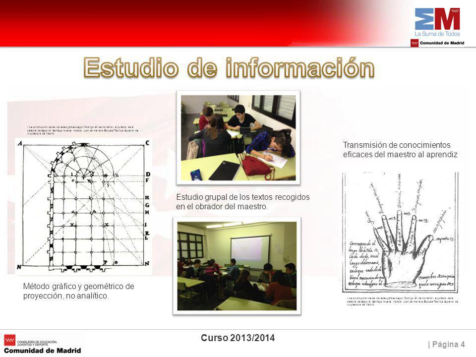 Estudio de información