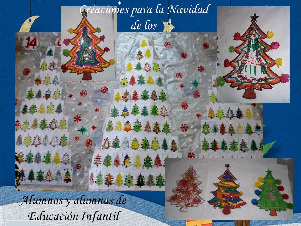 Creaciones para la Navidad de los