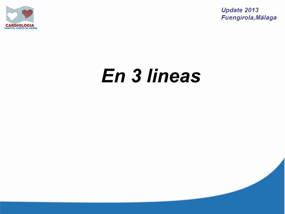 Update 2013 Fuengirola,Málaga En 3 lineas