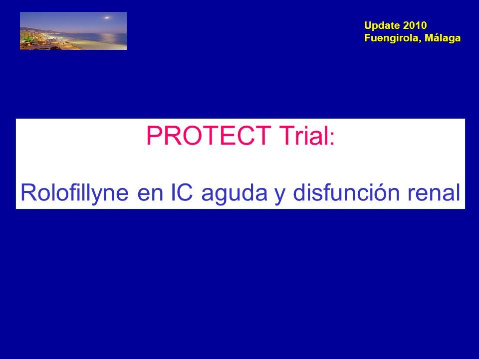 Rolofillyne en IC aguda y disfunción renal