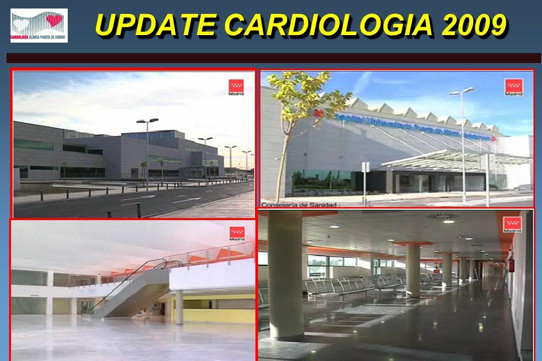 CARDIOPATIA ISQUÉMICA Hospital Puerta de Hierro-