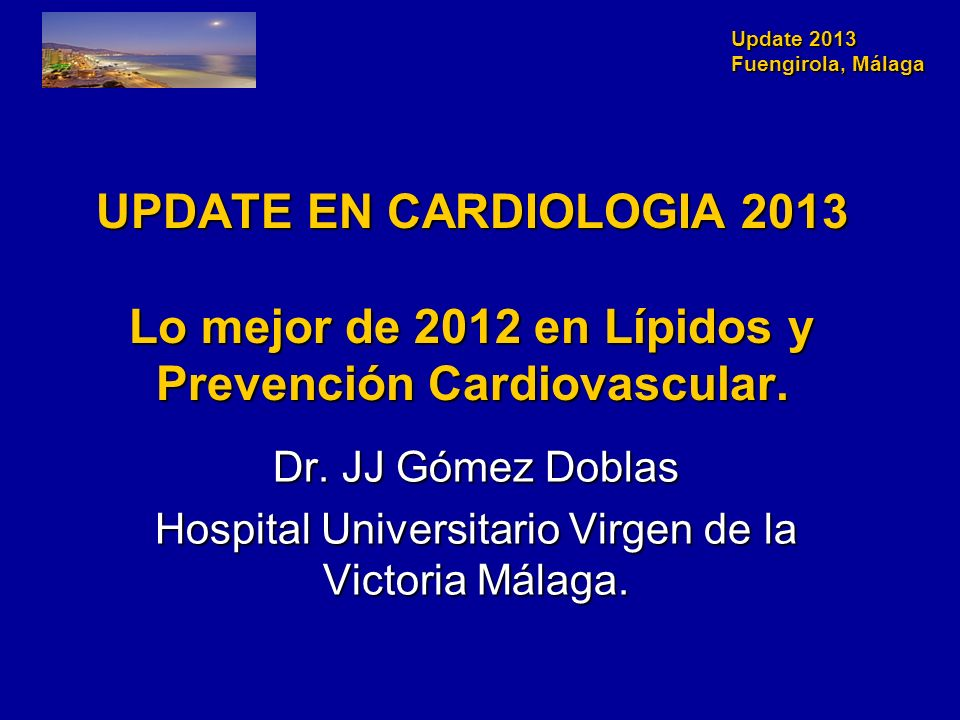 Hospital Universitario Virgen de la Victoria Málaga.
