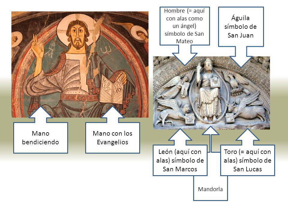Águila símbolo de San Juan