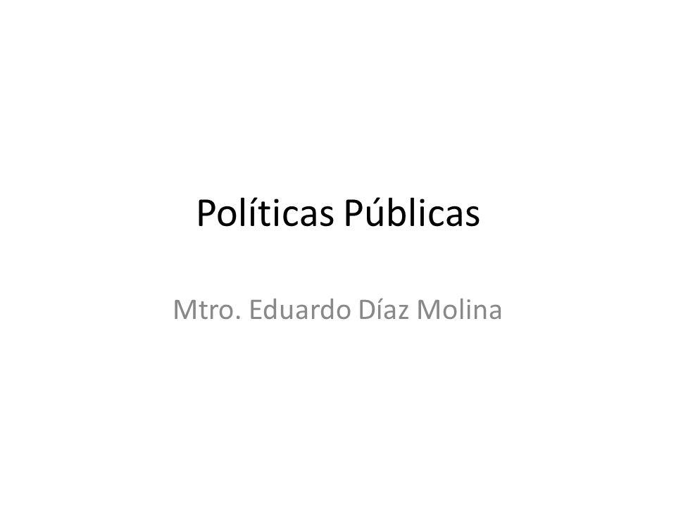 Mtro. Eduardo Díaz Molina