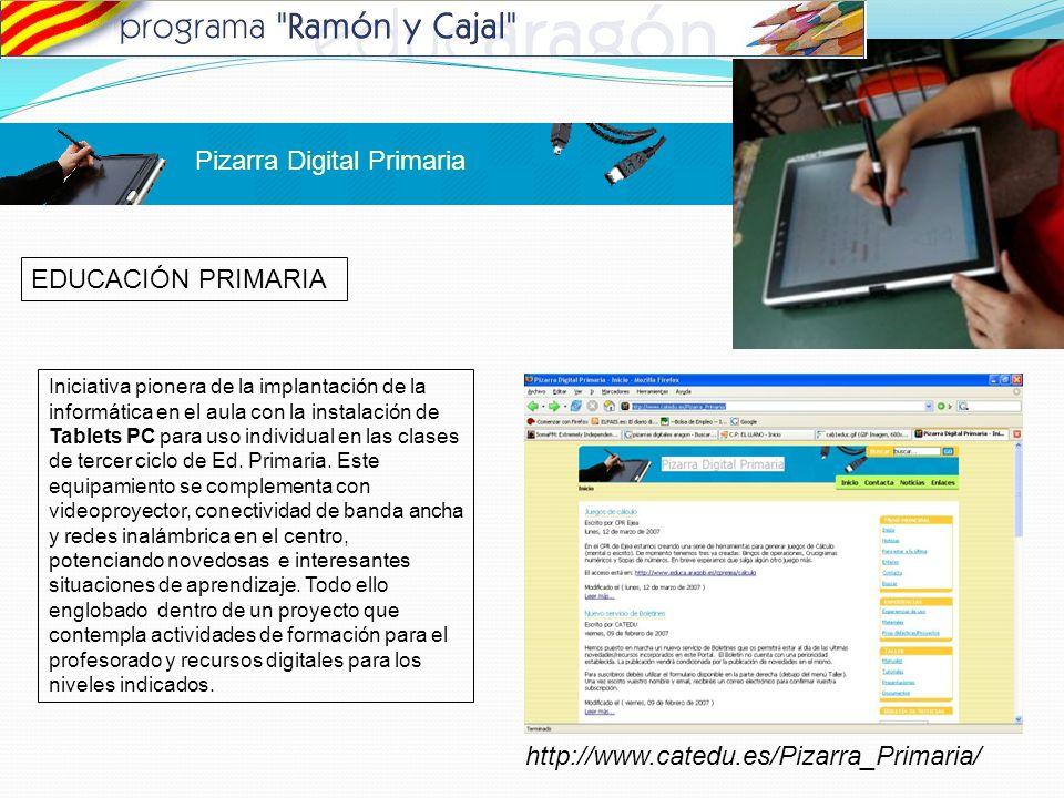 Pizarra Digital Primaria
