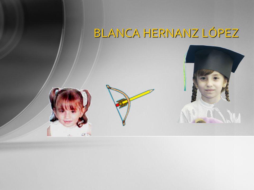 BLANCA HERNANZ LÓPEZ