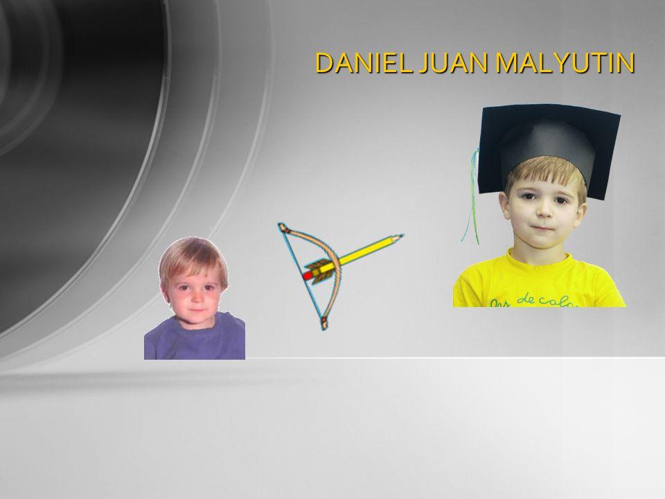 DANIEL JUAN MALYUTIN