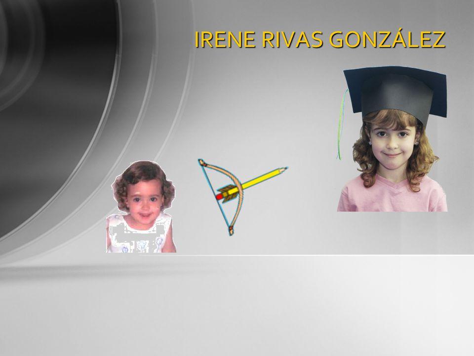 IRENE RIVAS GONZÁLEZ