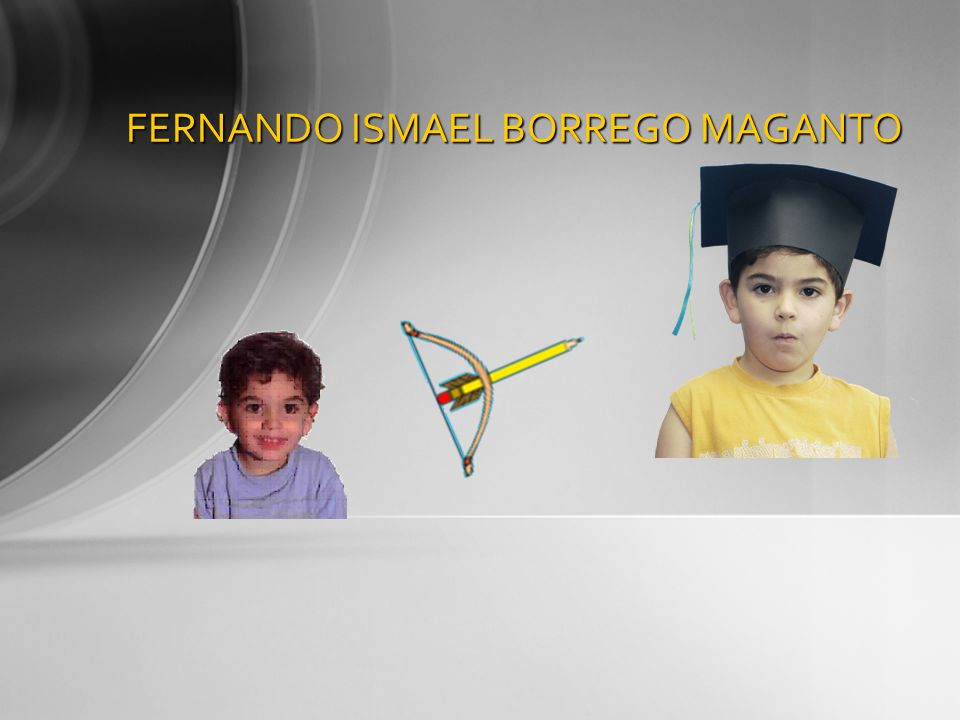 FERNANDO ISMAEL BORREGO MAGANTO