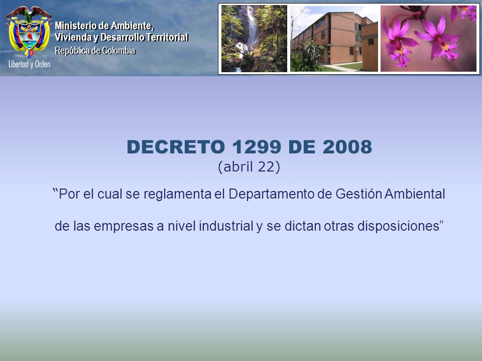DECRETO 1299 DE 2008 (abril 22)