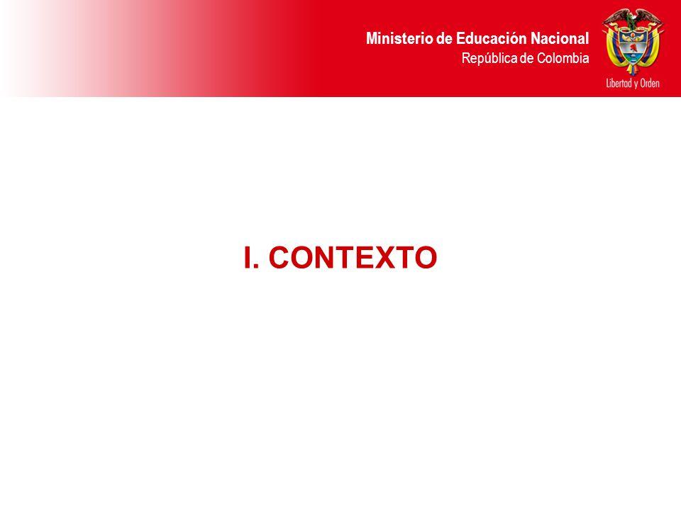 I. CONTEXTO 4