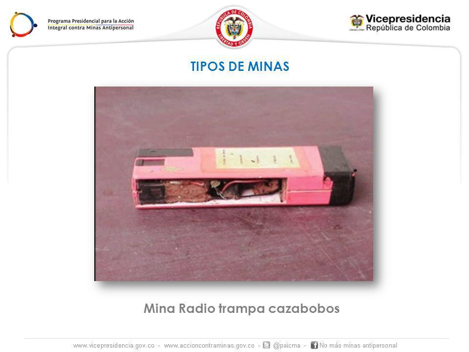 Mina Radio trampa cazabobos