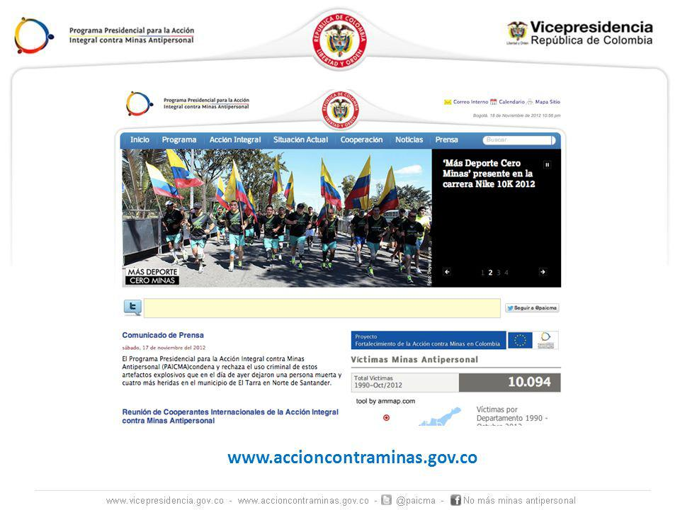 www.accioncontraminas.gov.co
