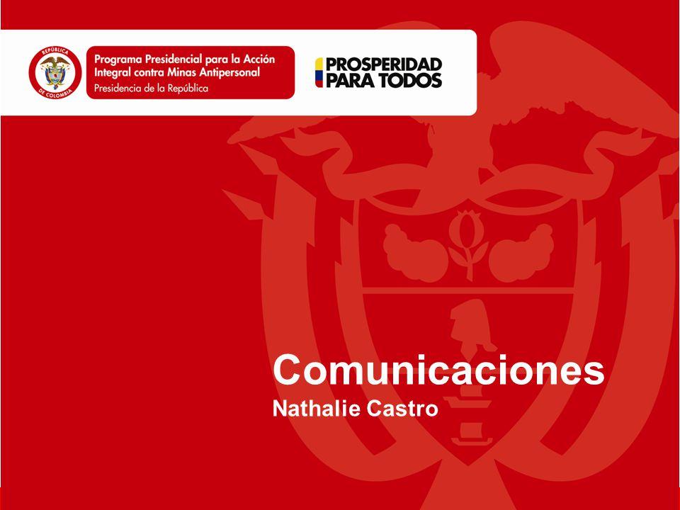 Comunicaciones Nathalie Castro