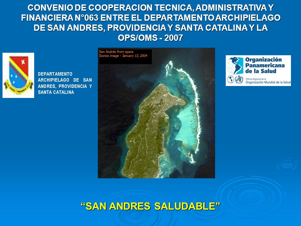 SAN ANDRES SALUDABLE