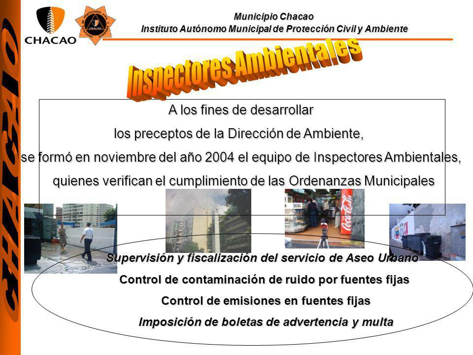 Inspectores Ambientales