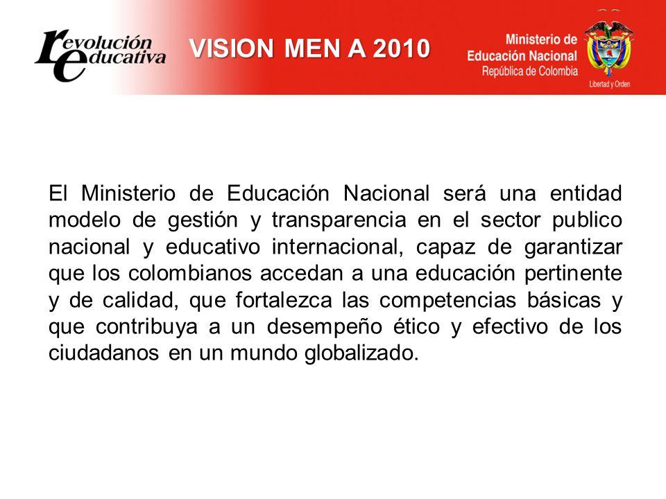 VISION MEN A 2010