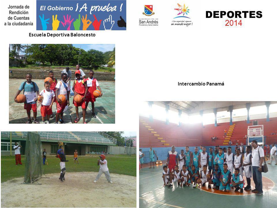 Escuela Deportiva Baloncesto