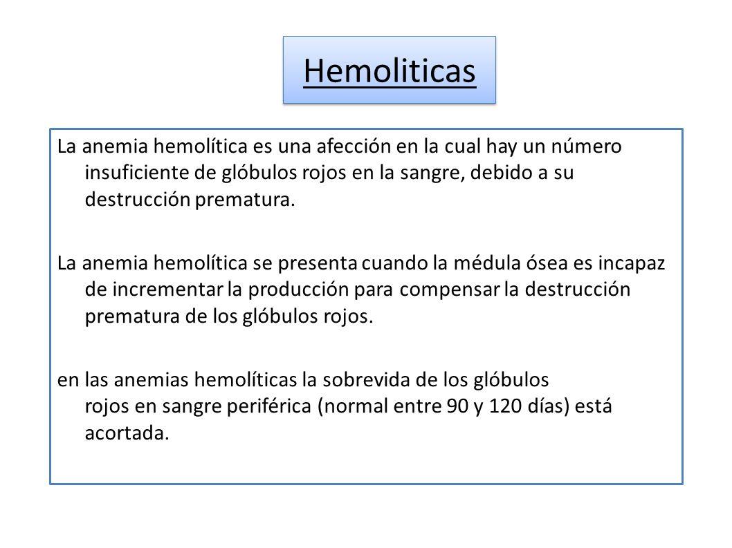 Hemoliticas