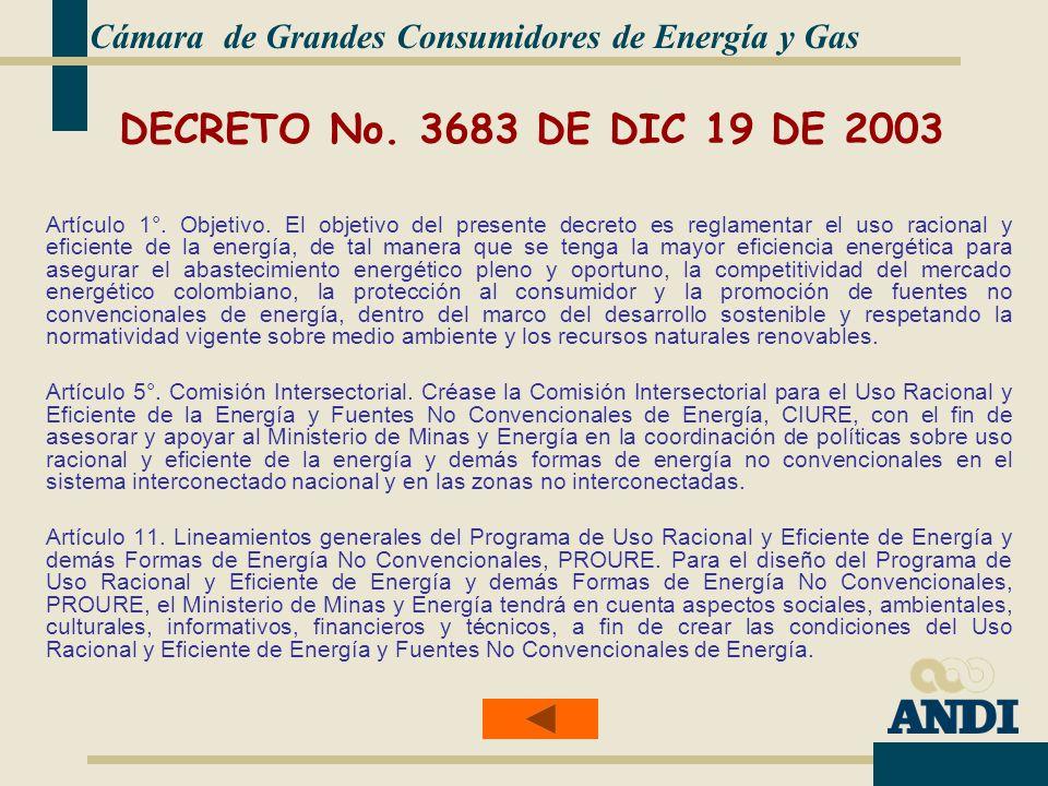 Cámara de Grandes Consumidores de Energía y Gas