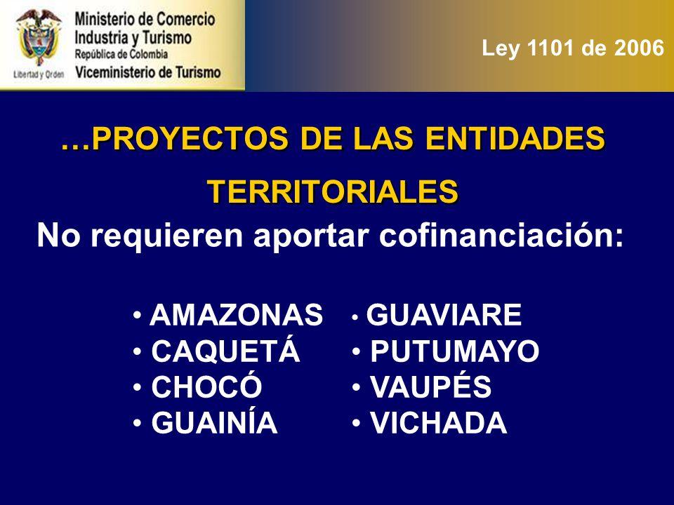 Ley 1101 de 2006 OTROS ASPECTOS.