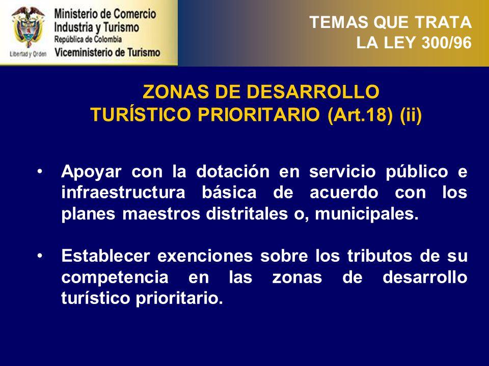 RECURSO TURÍSTICO (Art.23 y 24)
